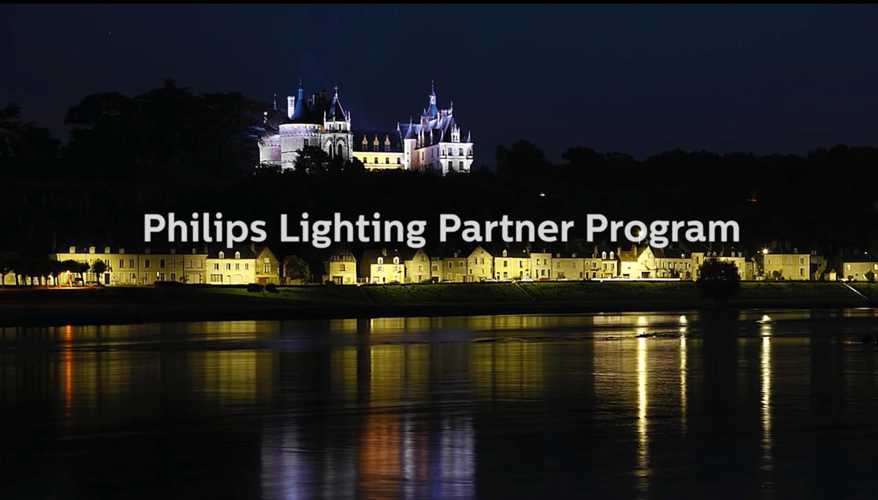 Philips Lighting Partner Program - Frankreich
