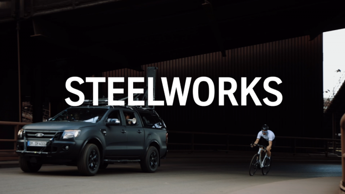 Making Of - STEELWORKS - Film Production